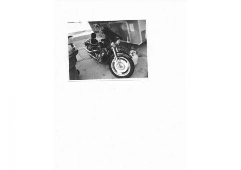 2004 Honda Shadow Sabre 1100