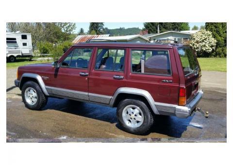 1992 Jeep Cherokee Laredo 4x4