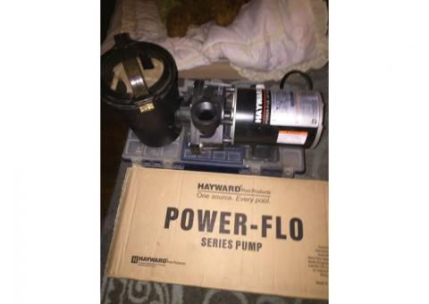 Power Flo Series Pro Swimming Pool Pump
