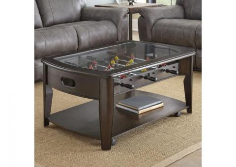 BRAND NEW Cocktail/Foosball Table